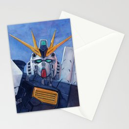 Nu Gundam 2 Stationery Cards