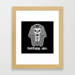 Tutting, Inc. - Pharaohtron Framed Art Print