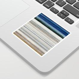 Colorbands Yellowstone Sticker