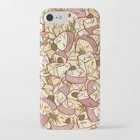 potato iPhone & iPod Cases featuring Potato Salad by Raewyn Haughton