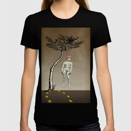 the truth is dying · humanity T-shirt