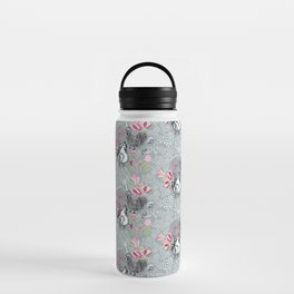 Magnolia Roosters Water Bottle
