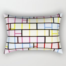 True Colors Rectangular Pillow