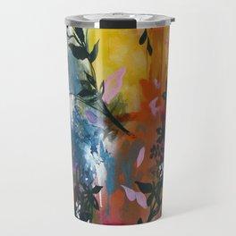 Calyces Fruits Abstract Travel Mug