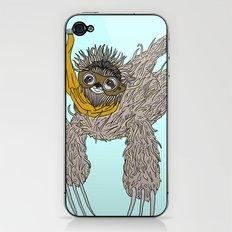 Impulsive Sloth iPhone & iPod Skin