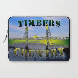 Timbers Country Laptop Sleeve