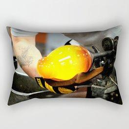 Molten Orb Rectangular Pillow