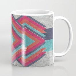 Jagged Diamond Coffee Mug