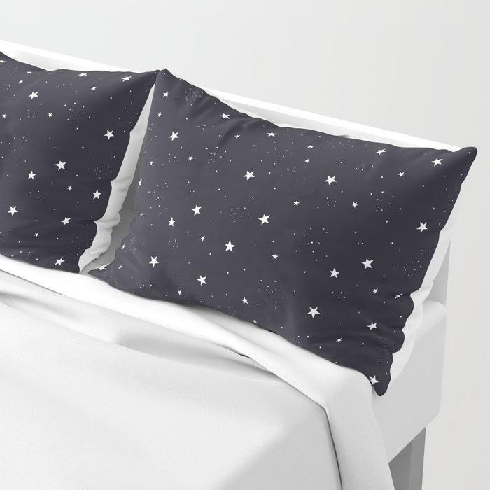 stars pattern Pillow Sham