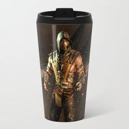 Hellfire Scorpion Travel Mug