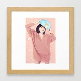 Navigator Framed Art Print