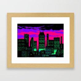 Cityscape #99 Framed Art Print