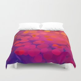 Mulberry Microcosm Duvet Cover