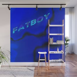 FATBOY MARBLED Wall Mural