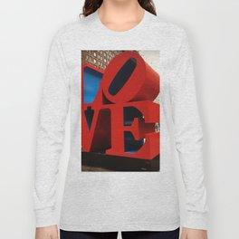 Love Sculpture - NYC Long Sleeve T-shirt