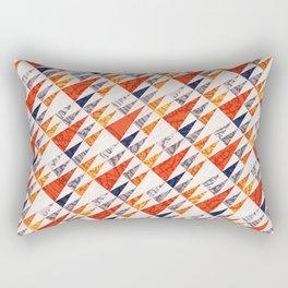 TEEPEE TOWN Rectangular Pillow