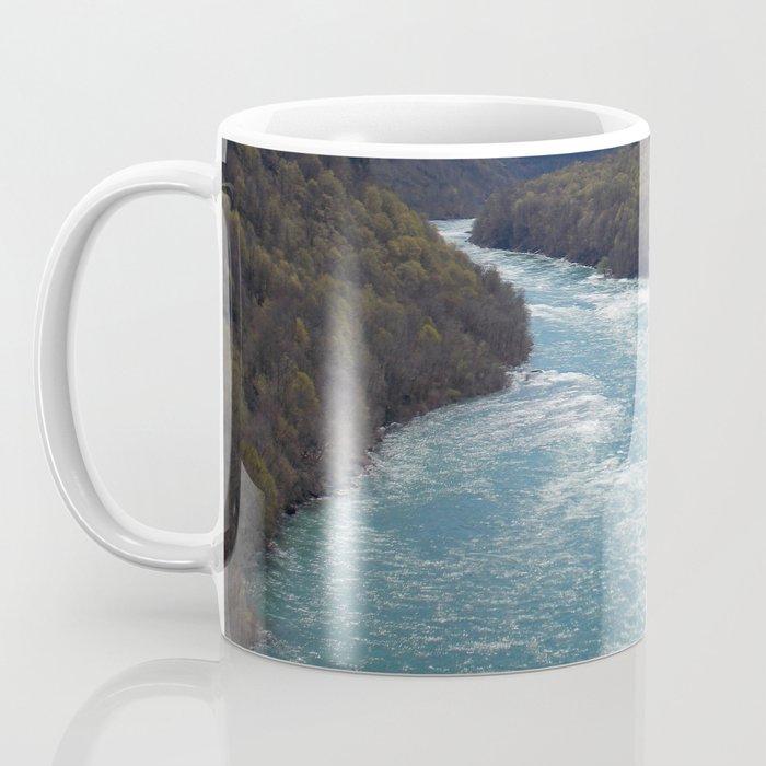 Niagara Falls Power Authority Coffee Mug