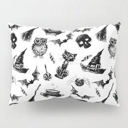 Halloween pattern design Pillow Sham