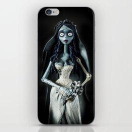 Toy bride iPhone Skin