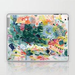 """Jitter"" Mixed Media Laptop & iPad Skin"