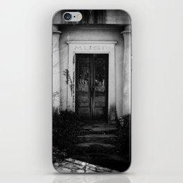 Muse iPhone Skin
