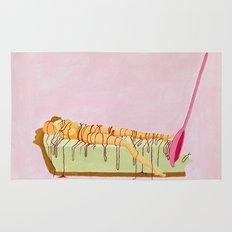 Pink Pie Rug