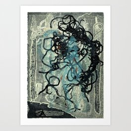 Rich with Treasures Art Print