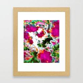 Color Clouds Framed Art Print