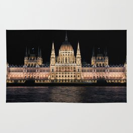 Hungarian Parliament | Architecture Rug