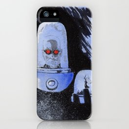 Chill Out by BINDU iPhone Case