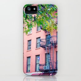 Pearl Street iPhone Case