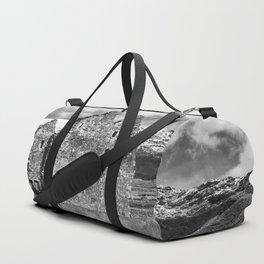 Calda House Monochrome Duffle Bag