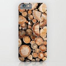Logs stock iPhone 6s Slim Case