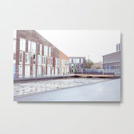 The Netherlands  Metal Print