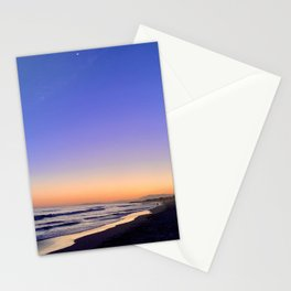 Carpinteria Beach Sunset Stationery Cards