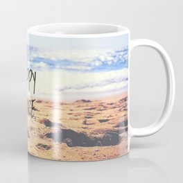 Happy Place Beach Coffee Mug