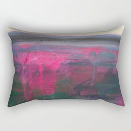 Passion Purpose and Play Rectangular Pillow