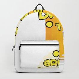 Team Groom - Groom's Drinking Team Funny Backpack
