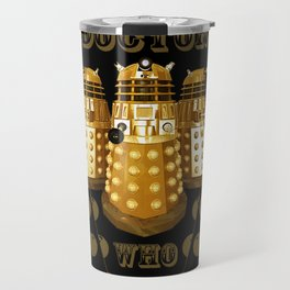 Doctor Who Said Ex Travel Mug