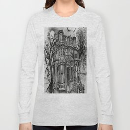 Old Victorian Queen Long Sleeve T-shirt