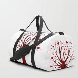 Heart Tree (2) Duffle Bag