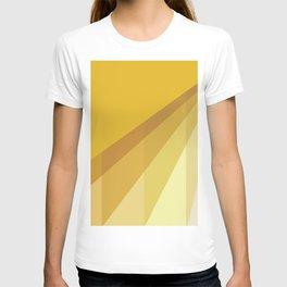 New Heights - Gold T-shirt