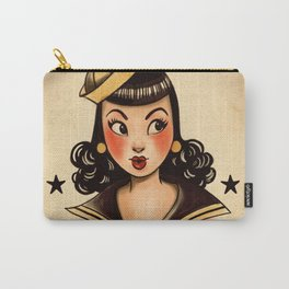 Sailor Jerry Tribute Carry-All Pouch