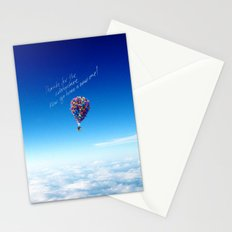 Glamorous Sky Stationery Cards