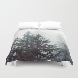 Deep in the Wild - Nature Photography Duvet Cover