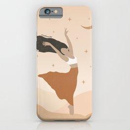 I'm free indeed iPhone Case