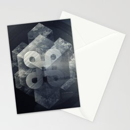 Geometry of Ecology Stationery Cards