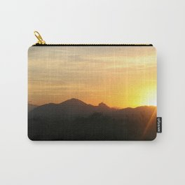 Sunset over Phoenix II Carry-All Pouch