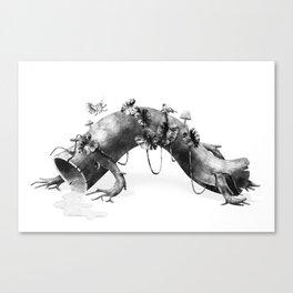 Creature Forest  Canvas Print