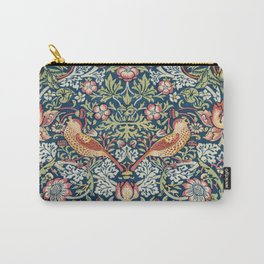 Strawberry Thief by William Morris  Carry-All Pouch